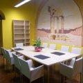 Sala studio - bibblioteca